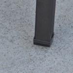Rubber feet for A-Frame