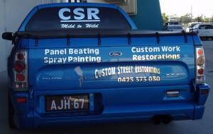 vehicle graphicw
