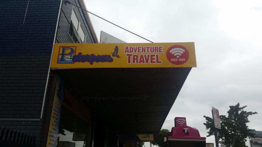 Above Awning Sign | Above Awning Signage Brisbane