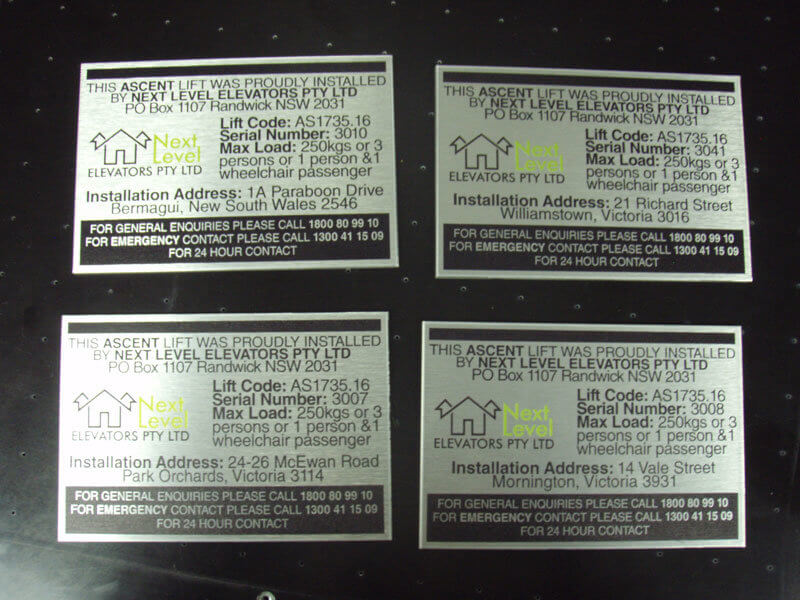 Safety Signs Safety Signage Brisbane Oh Amp S Labels Amp Decals