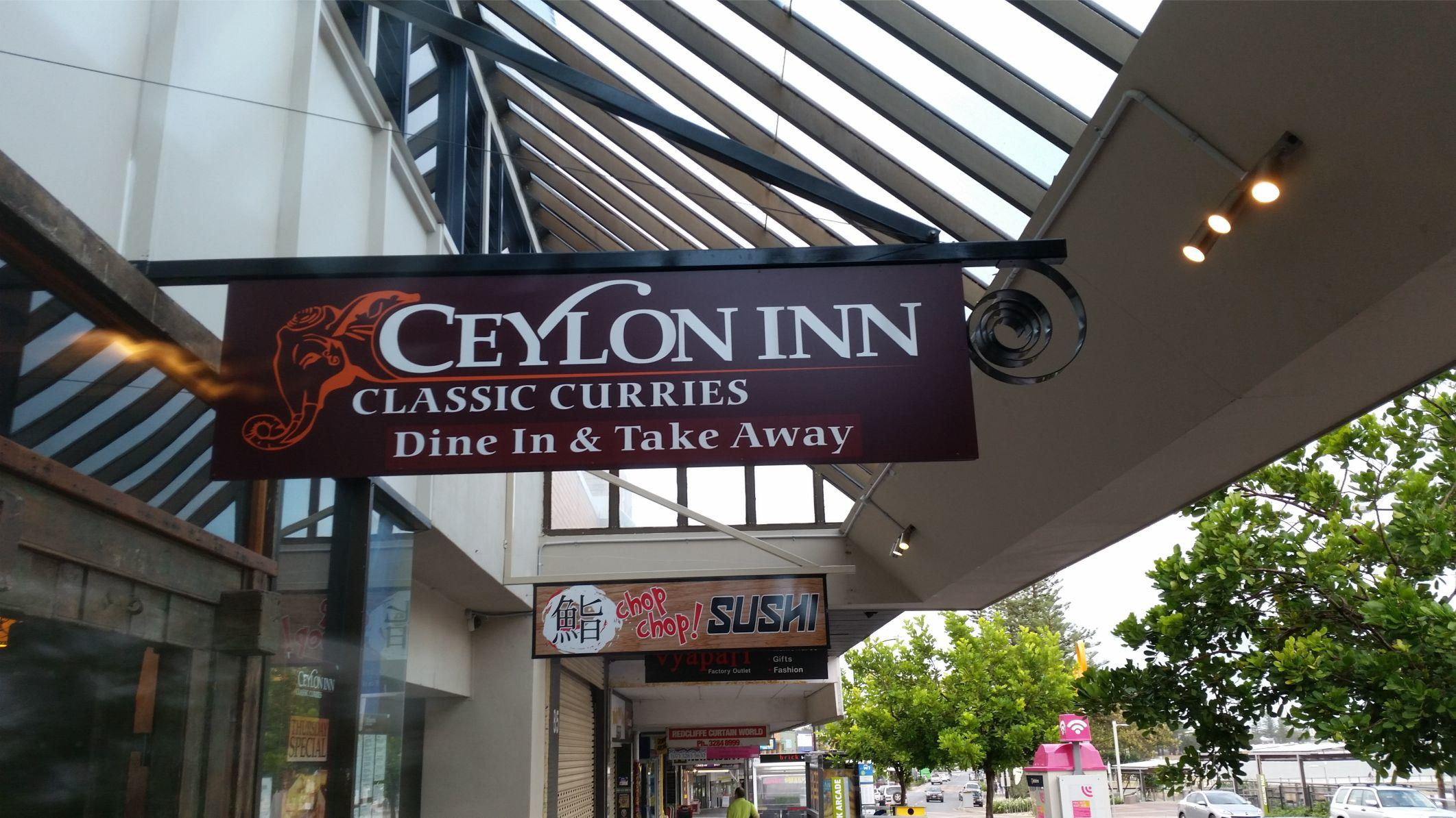 Under Awning Signs Under Awning Signs Brisbane