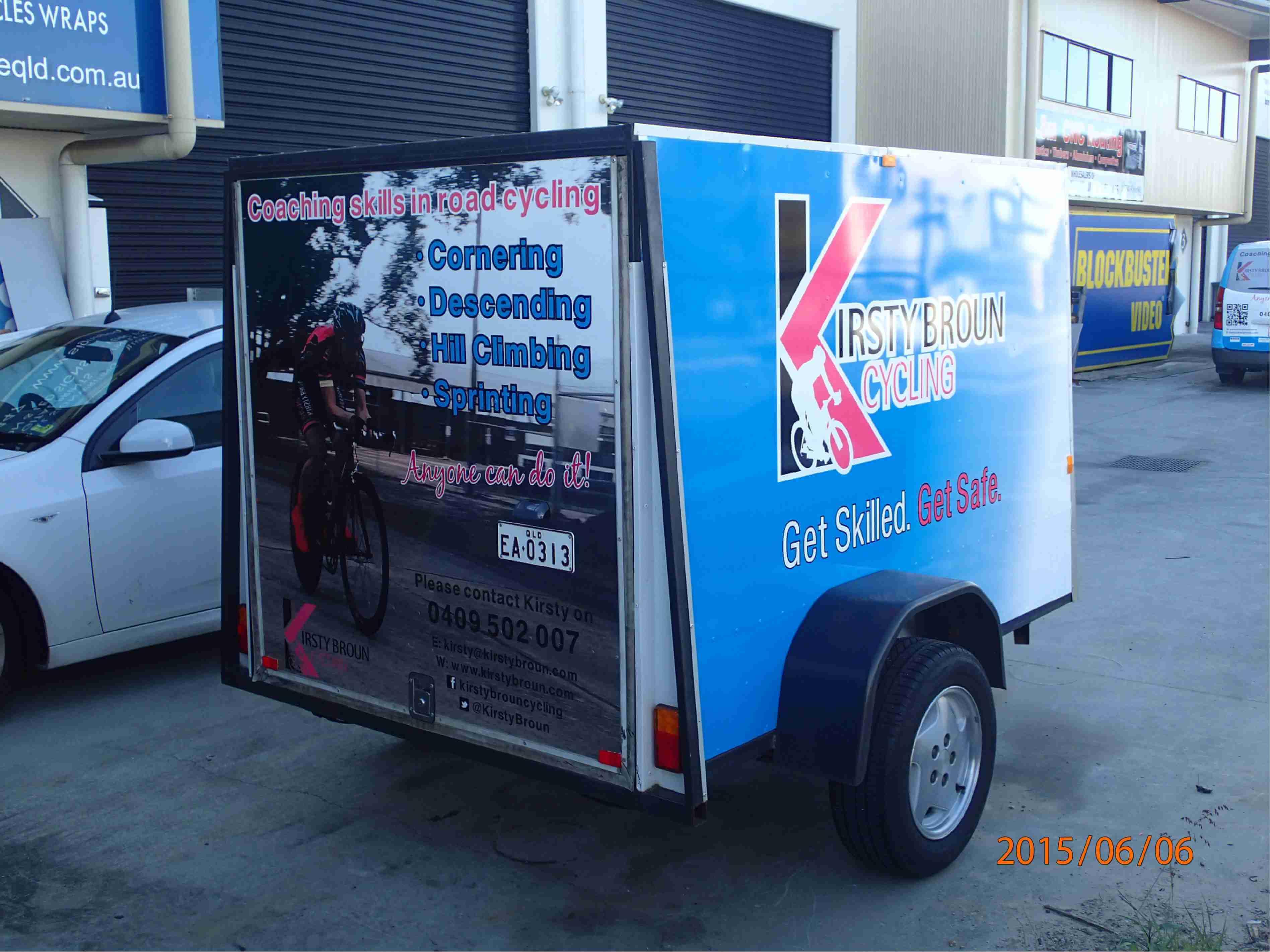 Vehicle Trailer Signs Trailer Signs Brisbane