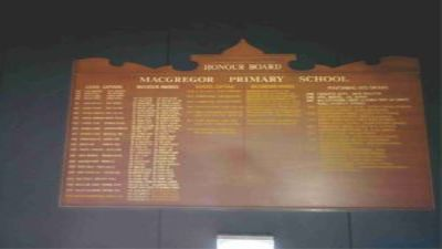 update honour boards